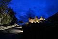 Castello di Fénis di notte.jpg