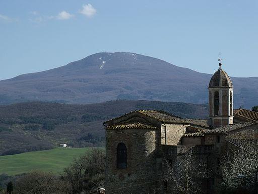 Pieve dei Santi Stefano e Degna in Castiglione d'Orcia