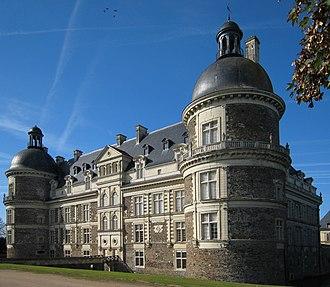 Château de Serrant - Castle Serrant - Parkfront