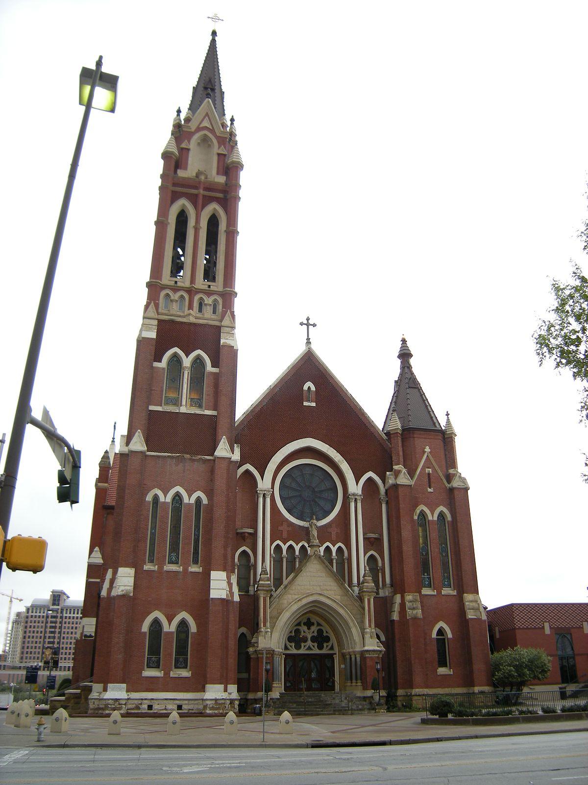 cattedrale di nostra signora di guadalupe  dallas