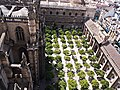 Cathedral of Seville, Spain. Top View III.JPG