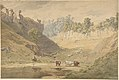 Cattle at a Watering Hole in a Valley MET DP805909.jpg