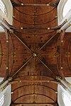 ceiling nieuwe kerk, amsterdam, 3
