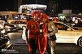 Celebration In Tehran Streets after the Persepolis championship 22.jpg