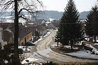 Center of Benetice, Třebíč District.jpg