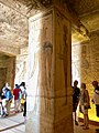 Central Hall, Temple of Hathor and Nefertari, Abu Simbel, AG, EGY (48016747707).jpg