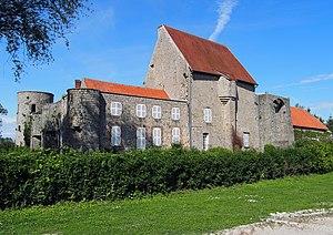 Aulnois-sous-Laon - Chateau