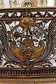 Château de Chantilly - Vestibule d'Honneur - La rambarde - PA00114578 - 007.jpg