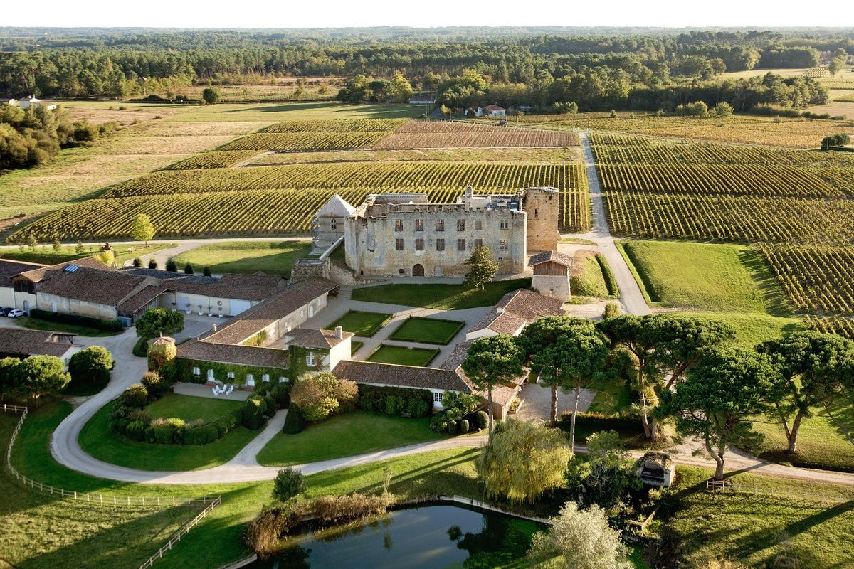 Château de Fargues (Gironde)