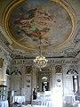 Château de Ferrières (Ferrières-en-Brie) - Salle de réception plafond.jpg