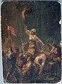 Chabrillac - Épisode de la nuit du 23 au 24 février 1848 - P2363 - Musée Carnavalet.jpg