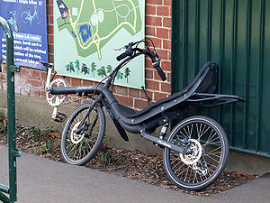 Recumbent bicycle - Wikipedia