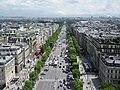 Champs-Élysées from the Arc de Triomphe.jpg