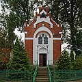 Chapel of Our Lady of Loreto, Loretanska street, City of Wojnicz, Tarnów County, Lesser Poland Voivodeship, Poland.jpg