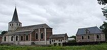 Chapel of Saint Ermelindis, Meldert (Hoegaarden), Belgium.jpg