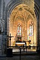 Chapelle dans l'église abbatiale Saint-Pierre de Marcilhac-sur-Célé.jpg