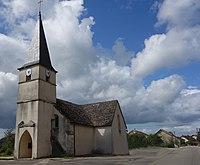 Charcier église Saint-Saturnin (XVIIIe s) - Jura.jpg