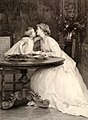 Charles-Alphonse Deblois - La becquée.jpg