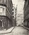 Charles Marville, Rue Sainte-Croix, ca. 1853–70.jpg