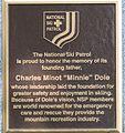 Charles Minot Dole grave marker 2.jpg