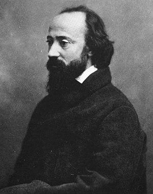 Charles-François Daubigny - Charles-François Daubigny (portrait by Nadar)