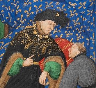 Owain Glyndŵr - Charles VI of France did not continue to support Glyndŵr's revolt