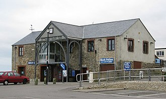 Charmouth Heritage Coast Centre - Charmouth Heritage Coast Centre