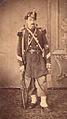 Chasseur d'infanterie 1861, il est armé d'un fusil Vetterli mod.1871.jpg