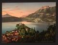 Chateau de Duingt, Annecy, France-LCCN2001697557.tif