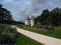 Chaumont sur Loire Le Château Vue n°2.JPG