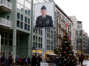 Checkpoint Charlie (US side)