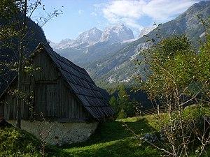 Trenta, Bovec - Trenta Valley