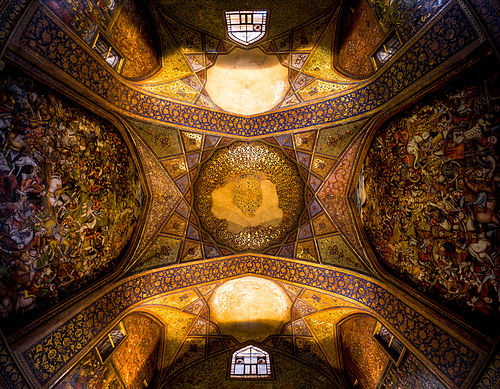 Chehel Sotoun Esfahan