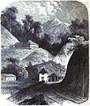 Chemin de Fer D. Pedro II. — D'après le croquis de M. Vleminex. Station de Rodeio.jpg