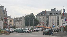 Unit urbaine de cherbourg en cotentin wikip dia - Centre de maree cherbourg ...