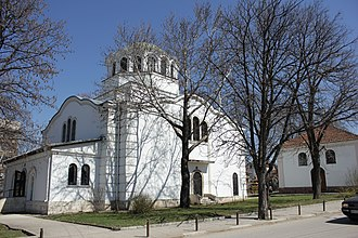 Cherven Bryag - Image: Cherven bryag church
