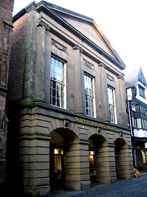 1807 in architecture - Clubroom in Chester