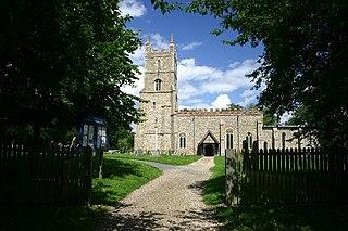 Chevington, Suffolk village in Suffolk, United Kingdom