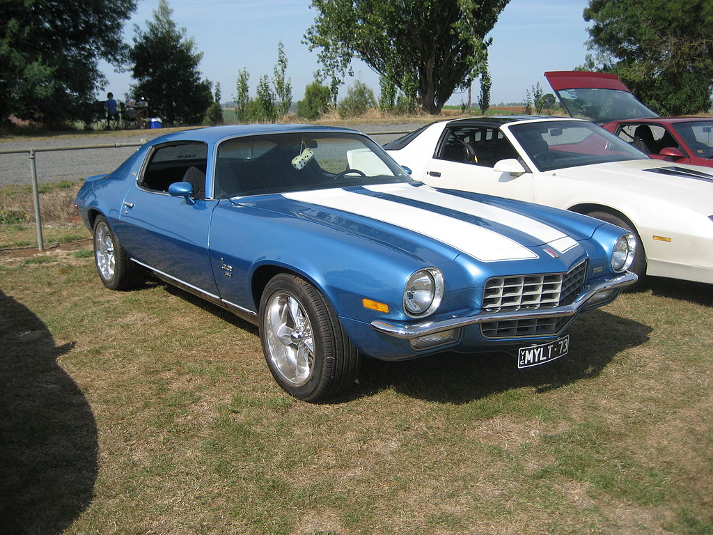 Chevrolet Camaro – Wikipedia