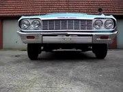 File:Chevrolet Impala 64 hydraulic test lowrider.webm