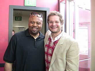 Bryan Fuller - Chi McBride and Bryan Fuller