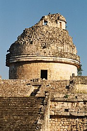 「chichén itzá Double Pyramid」の画像検索結果