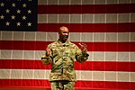 Chief Master Sgt. of the Air Force visit USASMA DSC 0136 (37535193431).jpg