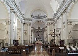 Chiesa del Redentore (Venice) Interior.jpg
