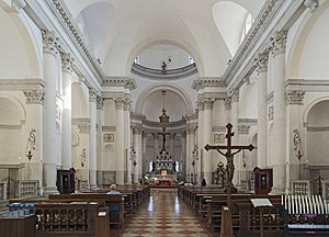 Il Redentore - Image: Chiesa del Redentore (Venice) Interior
