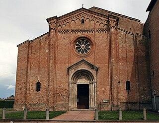 Fontevivo Abbey church