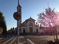 Chiesa parrocchiale di Roncello 06-01-2015.JPG