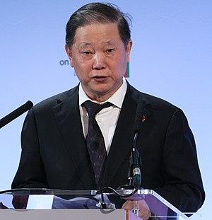Sun Yuxi - Sun Yuxi in 2014