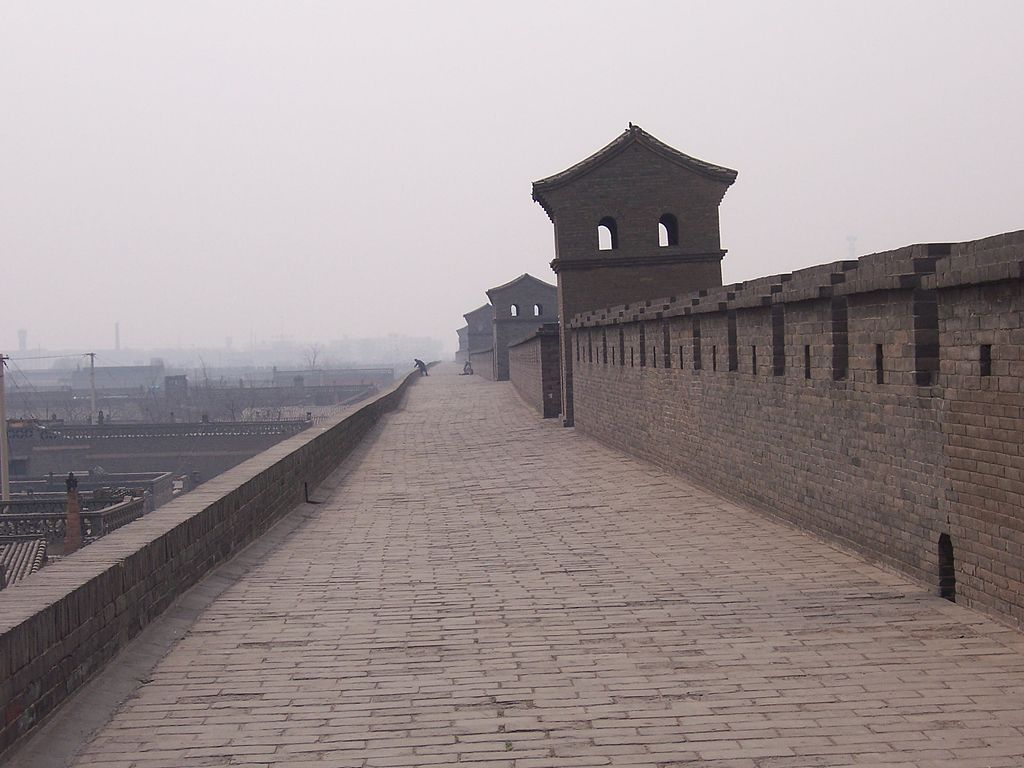 China - Pingyao 8 - old city wall (135945415)