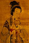 Chinese - Mother Presenting her Prayed-for Child to the Temple.jpg
